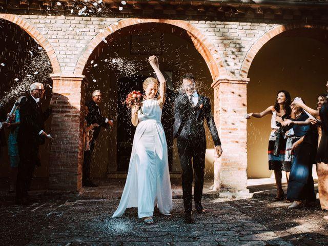 Il matrimonio di Davide e Hanna a Gradara, Pesaro - Urbino 130