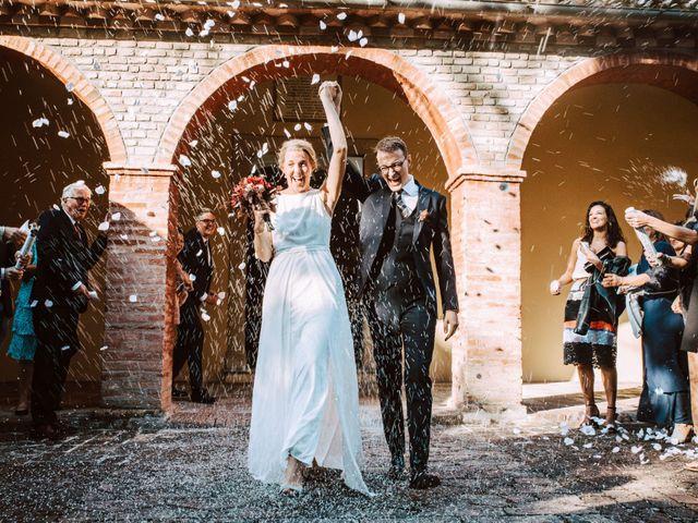 Il matrimonio di Davide e Hanna a Gradara, Pesaro - Urbino 131