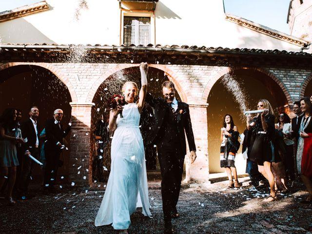 Il matrimonio di Davide e Hanna a Gradara, Pesaro - Urbino 132