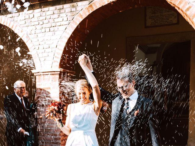 Il matrimonio di Davide e Hanna a Gradara, Pesaro - Urbino 133