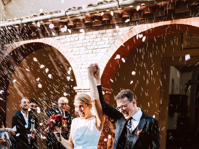 Il matrimonio di Davide e Hanna a Gradara, Pesaro - Urbino 134