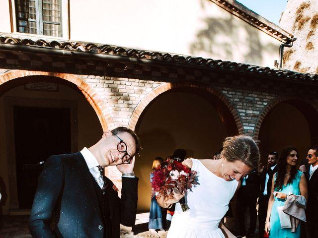 Il matrimonio di Davide e Hanna a Gradara, Pesaro - Urbino 136