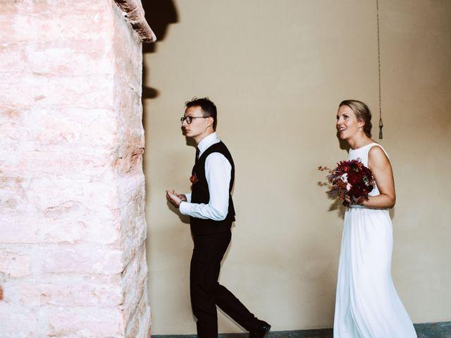 Il matrimonio di Davide e Hanna a Gradara, Pesaro - Urbino 138