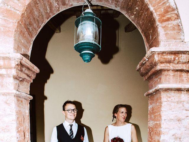 Il matrimonio di Davide e Hanna a Gradara, Pesaro - Urbino 139
