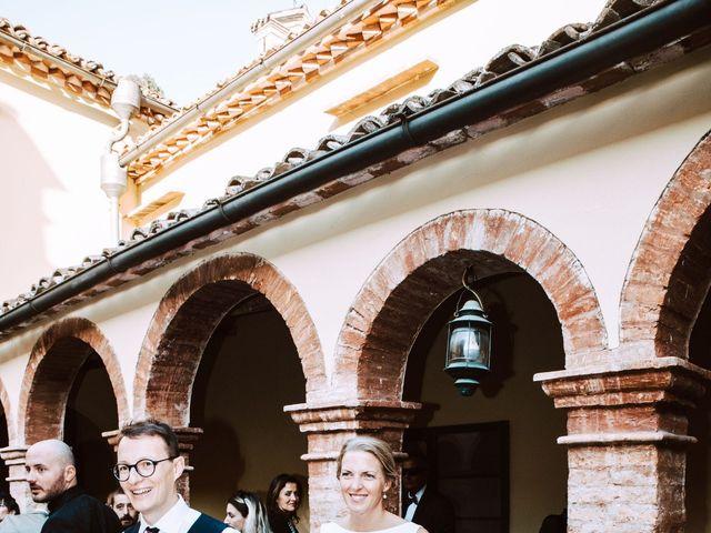 Il matrimonio di Davide e Hanna a Gradara, Pesaro - Urbino 140