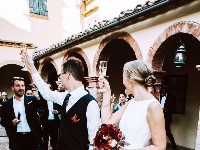 Il matrimonio di Davide e Hanna a Gradara, Pesaro - Urbino 141