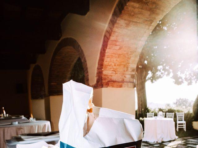 Il matrimonio di Davide e Hanna a Gradara, Pesaro - Urbino 145