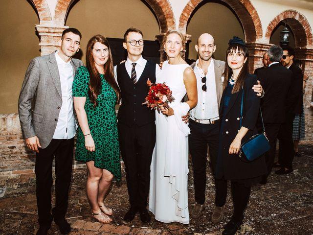 Il matrimonio di Davide e Hanna a Gradara, Pesaro - Urbino 146