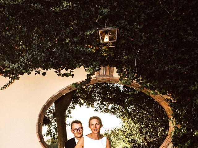 Il matrimonio di Davide e Hanna a Gradara, Pesaro - Urbino 149