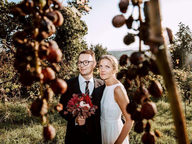 Il matrimonio di Davide e Hanna a Gradara, Pesaro - Urbino 152