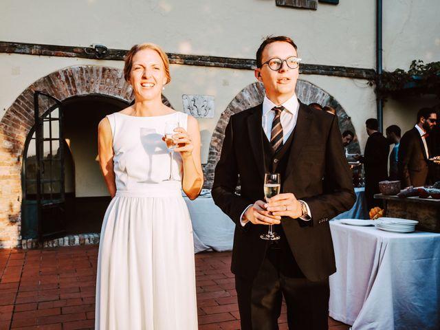 Il matrimonio di Davide e Hanna a Gradara, Pesaro - Urbino 157