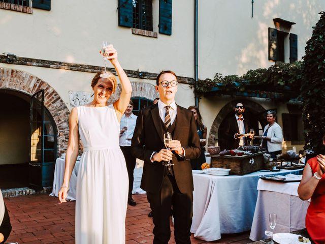 Il matrimonio di Davide e Hanna a Gradara, Pesaro - Urbino 161