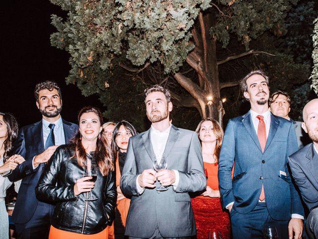 Il matrimonio di Davide e Hanna a Gradara, Pesaro - Urbino 170