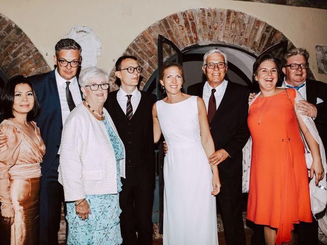 Il matrimonio di Davide e Hanna a Gradara, Pesaro - Urbino 178
