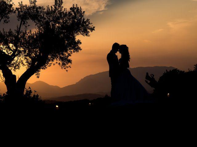 Le nozze di Antonella e Antonio