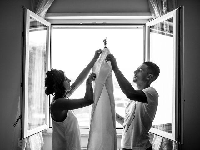 Il matrimonio di Matteo e Claudia a Latina, Latina 18