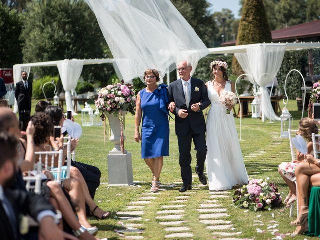 Il matrimonio di Matteo e Claudia a Latina, Latina 39