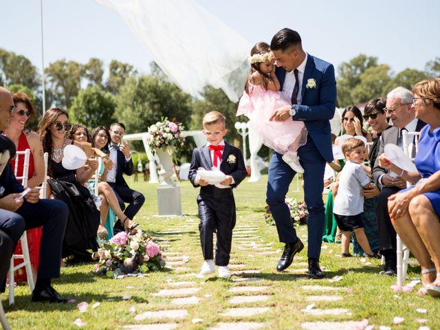 Il matrimonio di Matteo e Claudia a Latina, Latina 42