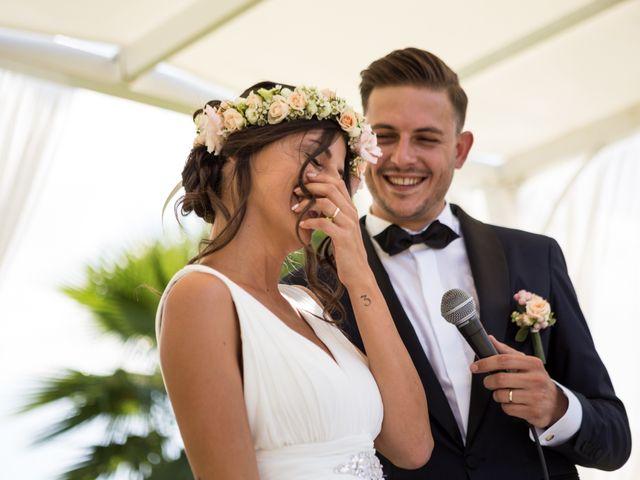 Il matrimonio di Matteo e Claudia a Latina, Latina 1