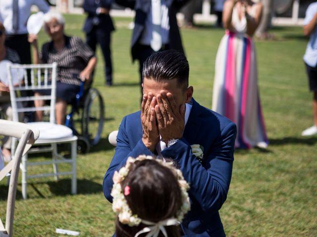 Il matrimonio di Matteo e Claudia a Latina, Latina 46