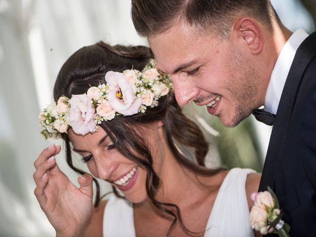 Il matrimonio di Matteo e Claudia a Latina, Latina 49