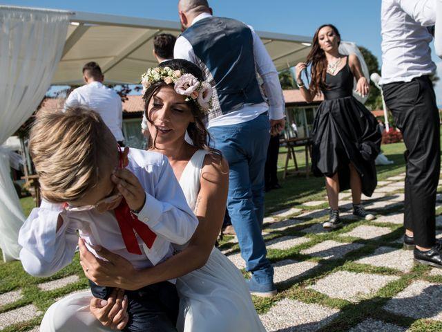 Il matrimonio di Matteo e Claudia a Latina, Latina 63