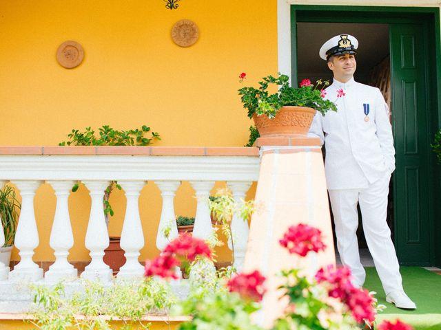 Il matrimonio di Raffaele e Maria a Pompei, Napoli 26