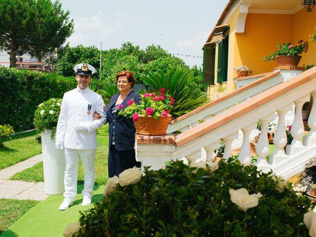 Il matrimonio di Raffaele e Maria a Pompei, Napoli 32