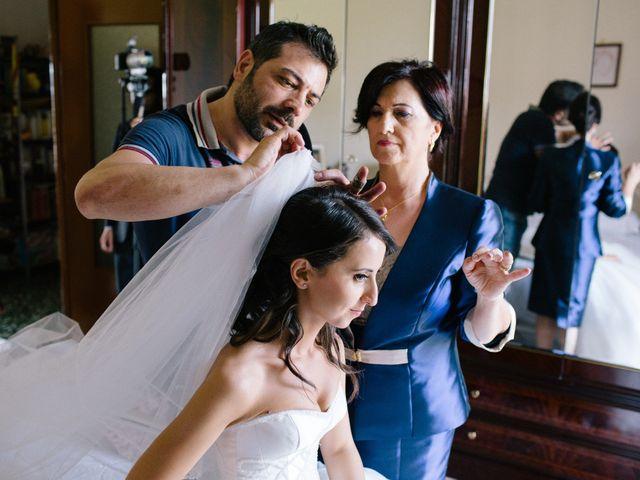 Il matrimonio di Raffaele e Maria a Pompei, Napoli 75