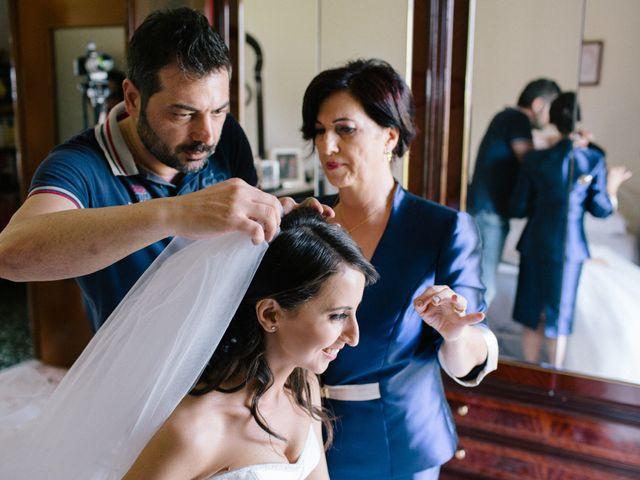 Il matrimonio di Raffaele e Maria a Pompei, Napoli 76
