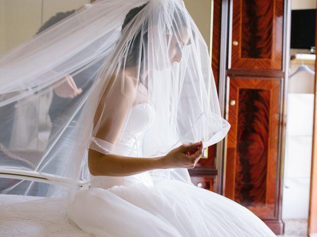 Il matrimonio di Raffaele e Maria a Pompei, Napoli 79