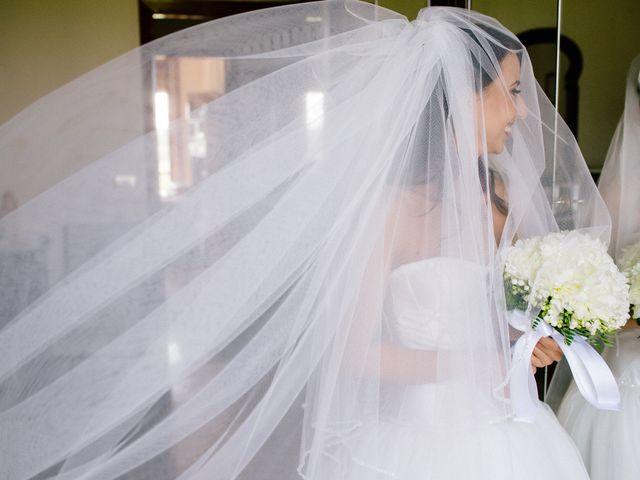 Il matrimonio di Raffaele e Maria a Pompei, Napoli 81