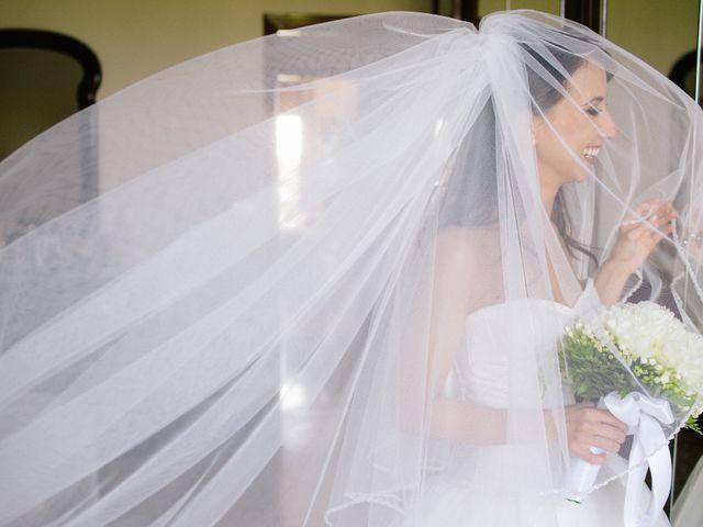 Il matrimonio di Raffaele e Maria a Pompei, Napoli 82
