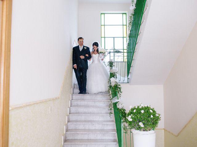 Il matrimonio di Raffaele e Maria a Pompei, Napoli 83