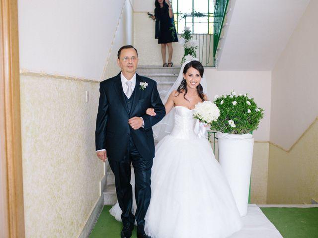 Il matrimonio di Raffaele e Maria a Pompei, Napoli 84