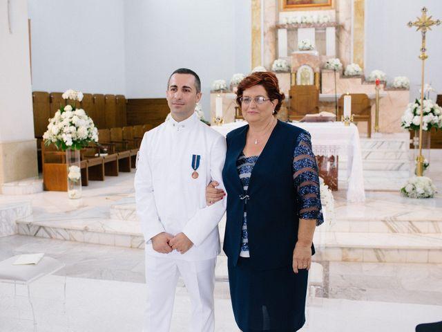 Il matrimonio di Raffaele e Maria a Pompei, Napoli 87