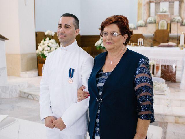 Il matrimonio di Raffaele e Maria a Pompei, Napoli 88