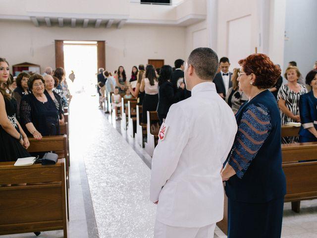 Il matrimonio di Raffaele e Maria a Pompei, Napoli 89