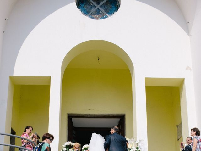 Il matrimonio di Raffaele e Maria a Pompei, Napoli 92