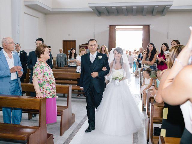 Il matrimonio di Raffaele e Maria a Pompei, Napoli 93