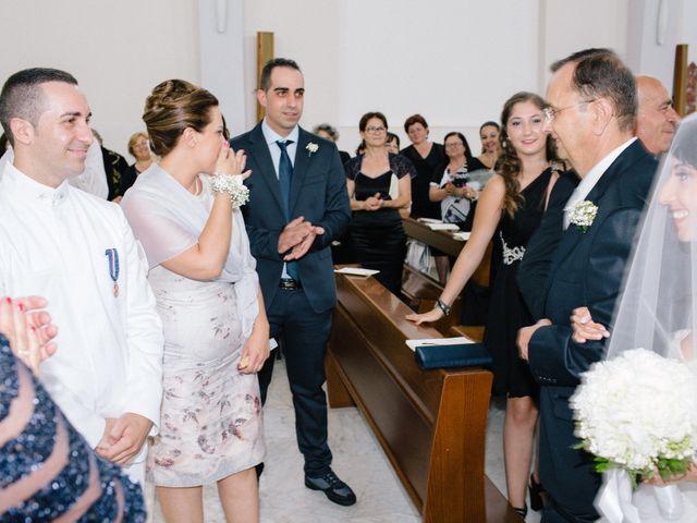 Il matrimonio di Raffaele e Maria a Pompei, Napoli 94