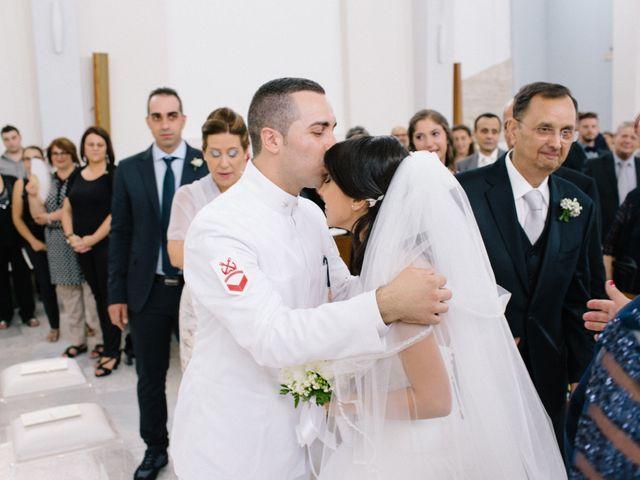 Il matrimonio di Raffaele e Maria a Pompei, Napoli 95
