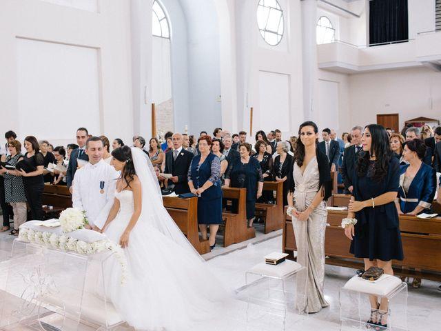 Il matrimonio di Raffaele e Maria a Pompei, Napoli 98