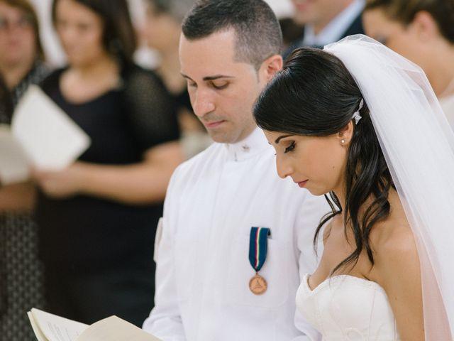Il matrimonio di Raffaele e Maria a Pompei, Napoli 101