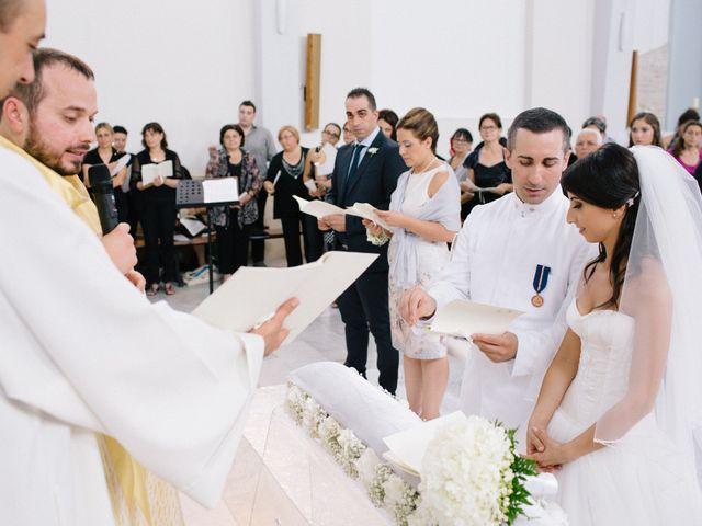 Il matrimonio di Raffaele e Maria a Pompei, Napoli 103
