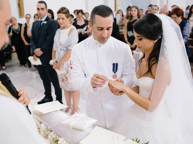 Il matrimonio di Raffaele e Maria a Pompei, Napoli 104