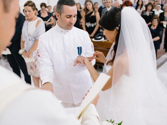 Il matrimonio di Raffaele e Maria a Pompei, Napoli 105