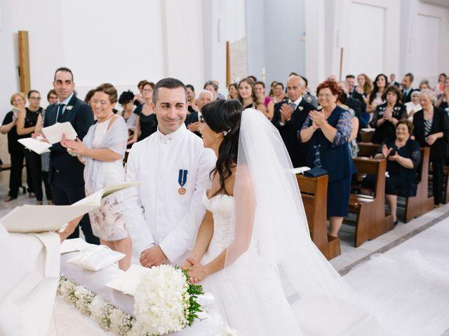 Il matrimonio di Raffaele e Maria a Pompei, Napoli 106