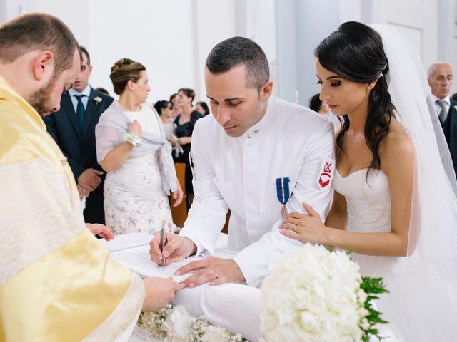 Il matrimonio di Raffaele e Maria a Pompei, Napoli 108