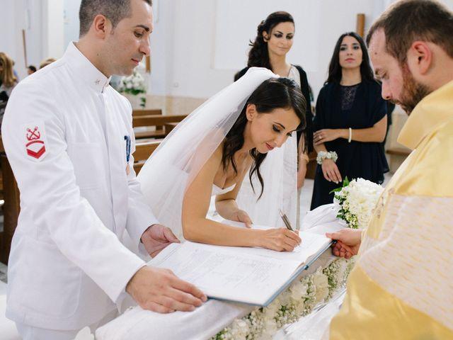 Il matrimonio di Raffaele e Maria a Pompei, Napoli 109